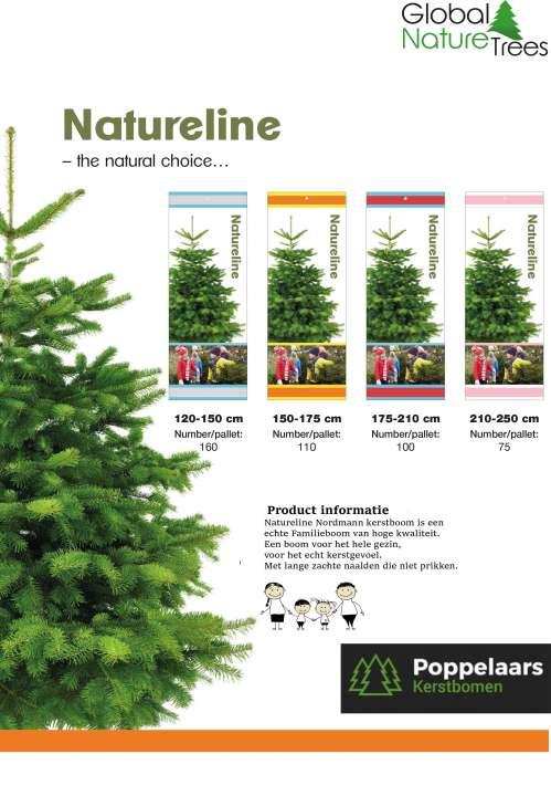 Natureline Poppelaars Kerstbomen Handelskwekerij En Groothandel
